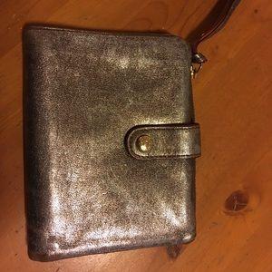 MZ Wallace Metallic Wallet
